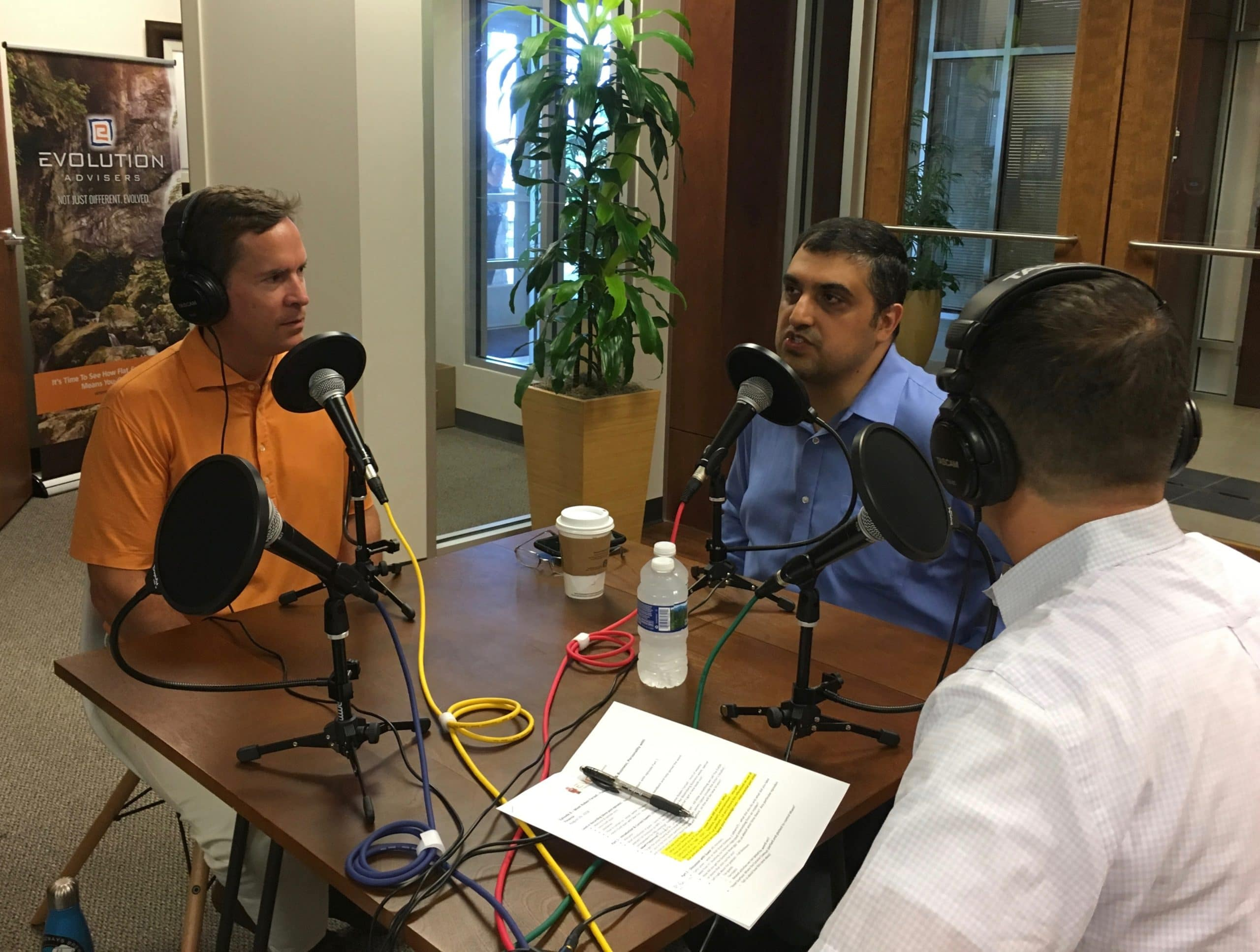 Episode 8 – Fusing Culture with Business w/ Roben Farzad