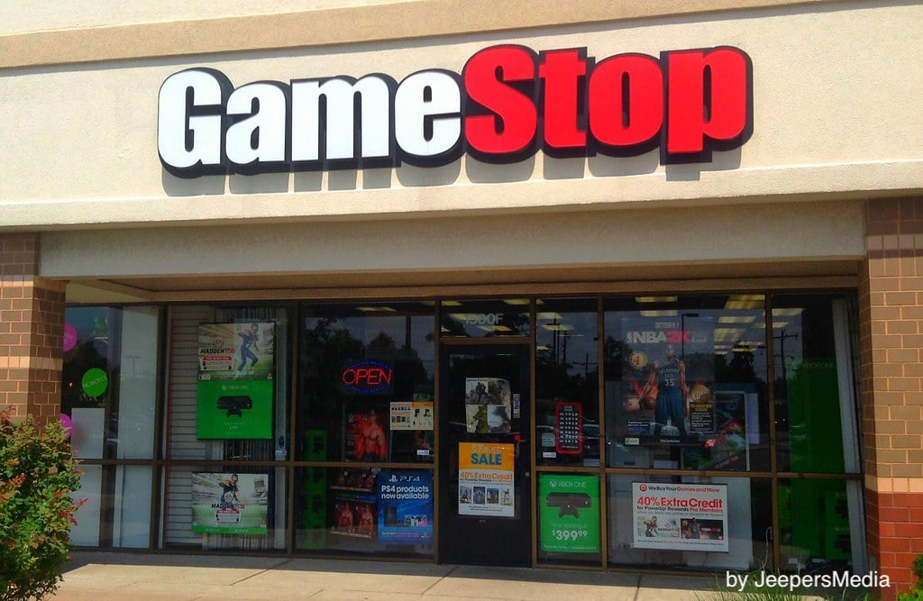 Gamestop gained everyone's attention with it's wild stock fluctuations.