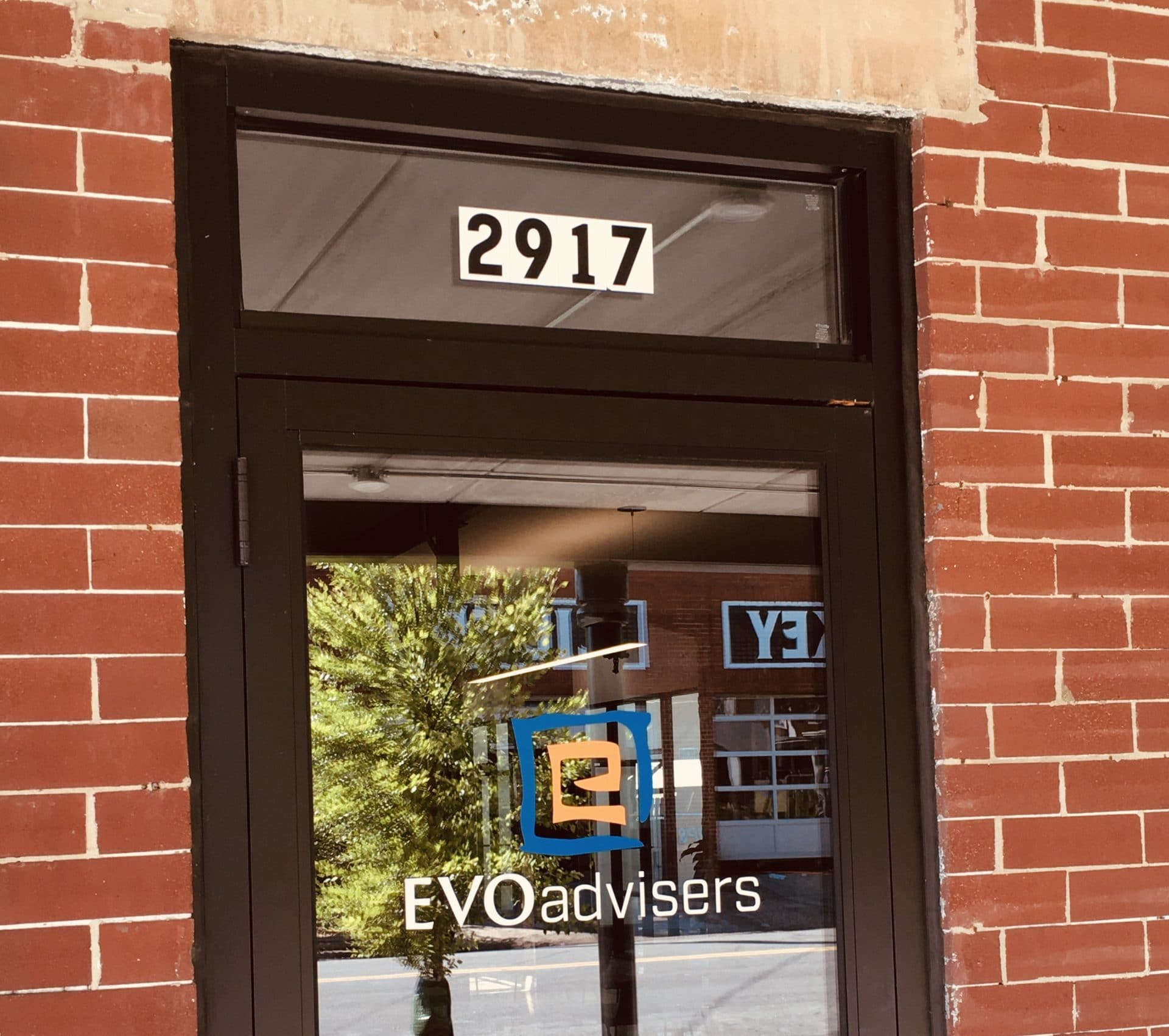 EVOadvisers Richmond Office, 2917 W Leigh St.